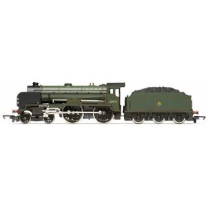 Hornby R3586 V Class (Schools) 30935 'Sevenoaks' BR Lined Green with Early Crest RailRoad Range