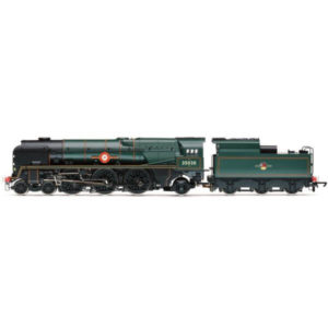 Hornby R3617 Rebuilt Merchant Navy Class 35030 'Elder Dempster Lines' BR Lined Green with Late Crest