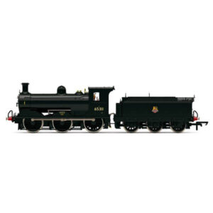 Hornby R3622 Class J36 65311 'Haig' BR Black with Early Crest