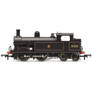 Hornby R3631 H Class 31265 BR Black with Early Crest
