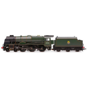 Hornby R3633 Patriot Class 45534 'E. Tootal Broadhurst' BR Lined Green with Early Crest