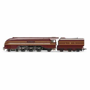 Hornby R3639 Princess Coronation 6244 'King George VI' LMS Crimson Lake