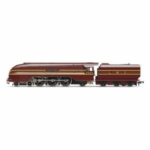 Hornby R3677 Princess Coronation 6229 'Duchess of Hamilton' LMS Crimson Lake