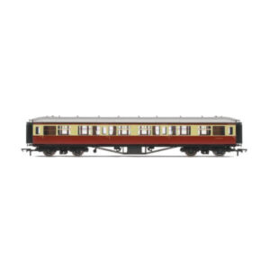 Hornby R4405B Hawksworth Corridor Third BR Crimson and Cream