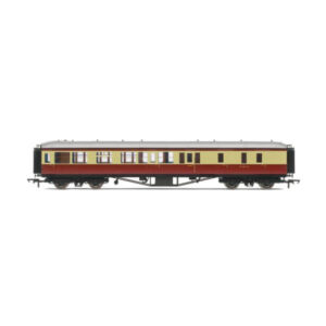 Hornby R4406B Hawksworth Corridor Brake Third BR Crimson and Cream