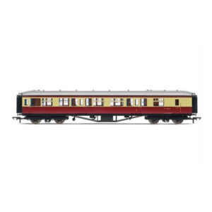 Hornby R4493B Hawksworth Corridor First BR Crimson and Cream