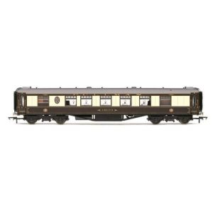 Hornby R4740 Pullman K Type First Kitchen 'Argus' Umber and Cream