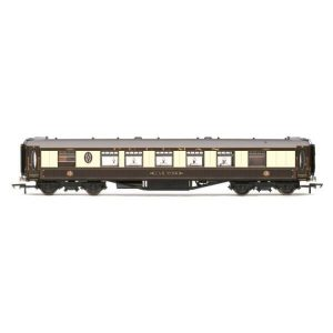 Hornby R4741 Pullman K Type Second Kitchen Car No. 58 Umber and Cream