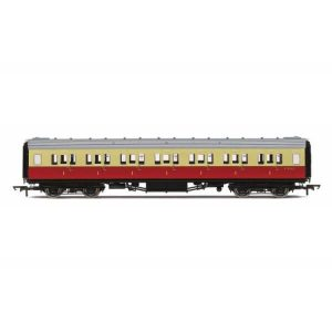 Hornby R4797 Maunsell Corridor First S7212S 'Set 247' BR Crimson and Cream