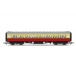 Hornby R4798 Maunsell Corridor Third S11875 'set 247' BR Crimson and Cream
