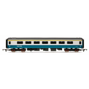 Hornby R4807 BR Mk2D FO First Open BR Blue and Grey