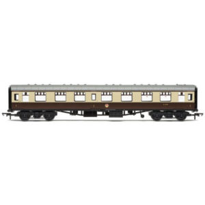 Hornby R4824 BR Mk1 FO First Open BR Chocolate and Cream