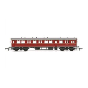 Hornby R4832 63′ Collett A30 Autocoach BR Maroon