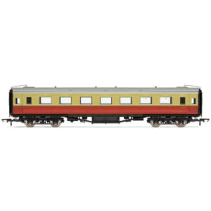 Hornby R4835 Maunsell Open Second BR Crimson and Cream