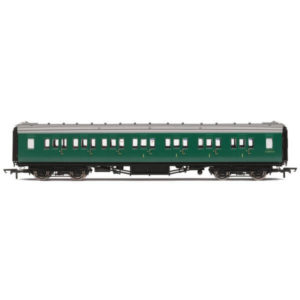 Hornby R4839 Maunsell Corridor Composite 'Set 230' BR Green (SR)