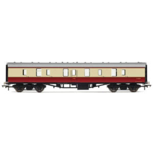 Hornby R4845 BR Mk1 Parcels Coach BR Crimson and Cream