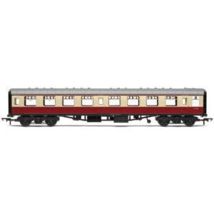 Hornby R4850 BR Mk1 TSO Tourist Second Open BR Crimson and Cream