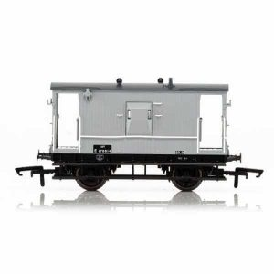 Hornby R6834A BR 'Toad E' 20T Brake Van