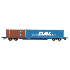 Hornby R6849 KFA Container Wagon Tiphook