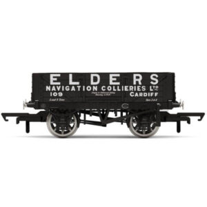 Hornby R6863 4 Plank Wagon Elders