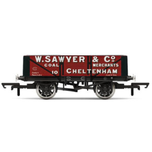Hornby R6867 5 Plank Wagon W. Sawyer & Co.