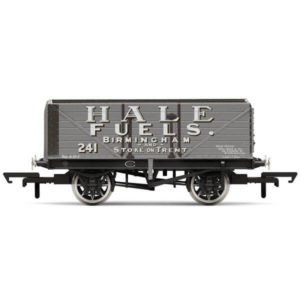 Hornby R6874 7 Plank Wagon Hale Fuels