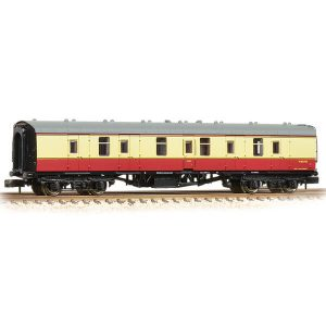 Graham Farish 374-035A BR Mk1 BG Full Brake BR Crimson and Cream