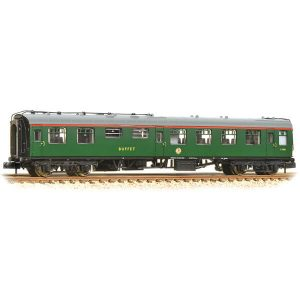 Graham Farish 374-108A BR Mk1 RMB Miniature Buffet Car (SR) Green