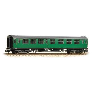 Graham Farish 374-462 Bulleid Composite Corridor BR (SR) Green
