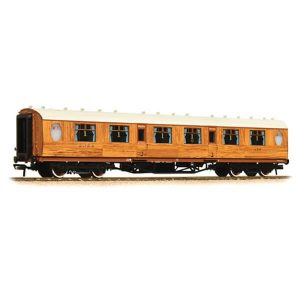 Graham Farish 376-200 LNER Thompson Corridor First LNER Teak