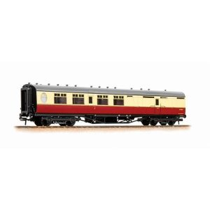 Graham Farish 376-276 LNER Thompson Corridor Brake Third BR Crimson and Cream