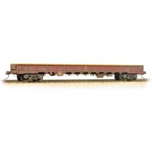 Bachmann 38-245A MOA Low Sided Bogie Box Wagon EWS Weathered
