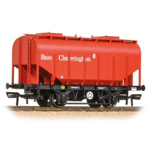Bachmann 38-603 21T Grain Hopper Bass Charrington