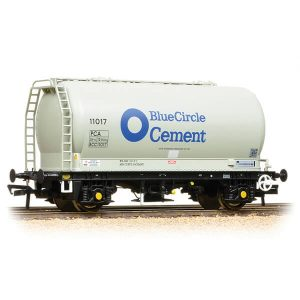 Bachmann 38-650A PCA Metalair Bulk Powder Wagon Blue Circle Cement