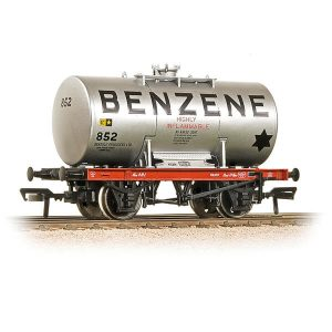 Bachmann 38-775 Class A 14T Anchor-Mounted Tank Wagon Benzine