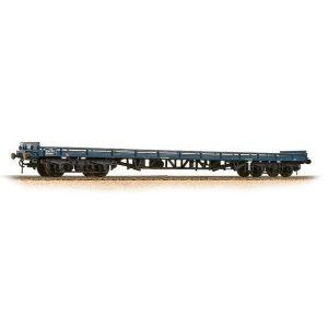 Bachmann 38-901 BR Mk1 Carflat Wagon BR Blue