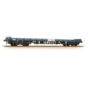 Bachmann 38-902 BR Mk1 Carflat Wagon BR Blue Motorail