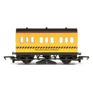 Hornby R296 Track Cleaning Coach RailRoad Range