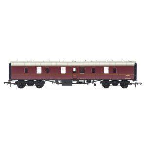 Hornby R4625 BR Mk1 Parcels Coach BR Maroon RailRoad Range
