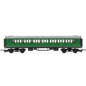 Hornby R4743 Maunsell Composite SR Green RailRoad Range