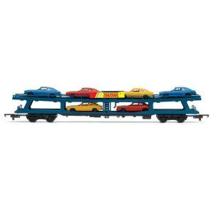 Hornby R6423 Car Transporter Bogie Wagon RailRoad Range