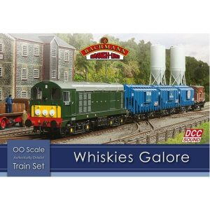 Bachmann 30-047 Whiskies Galore Digital Sound Train Set
