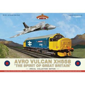 Bachmann 30-375 Avro Vulcan XH558 Train Pack