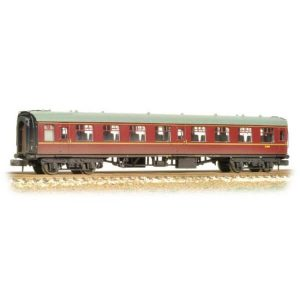 Graham Farish 374-012C BR Mk1 SO Second Open BR Maroon