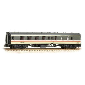 Graham Farish 374-192 BR Mk1 BSK Brake Second Corridor BR InterCity Livery