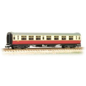 Graham Farish 374-461 Bulleid Composite Corridor BR Crimson and Cream