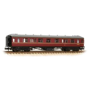 Graham Farish 374-562 Hawksworth Corridor Composite BR Maroon