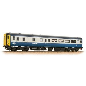 Graham Farish 374-650 BR Mk2F DBSO Driving Brake Second Open BR Blue and Grey