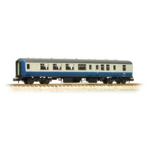 Graham Farish 374-680A BR Mk2A BSO Brake Second Open BR Blue and Grey