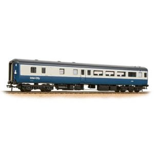 Graham Farish 374-690 BR Mk2F BSO Brake Second Open BR Blue and Grey